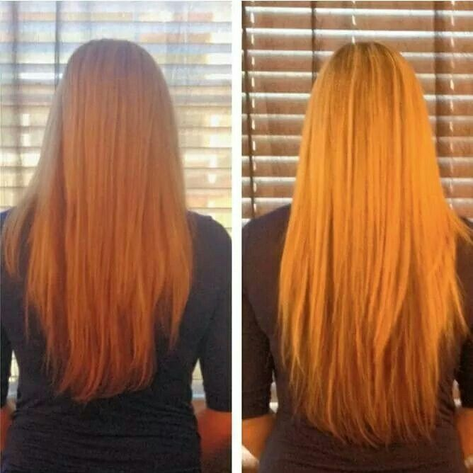 Hair Skin Nails results before and after!http ...