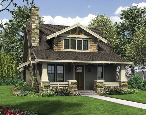 1910 Craftsman Bungalow Google Search Bungalow Style House Plans Craftsman House Plans Bungalow Design
