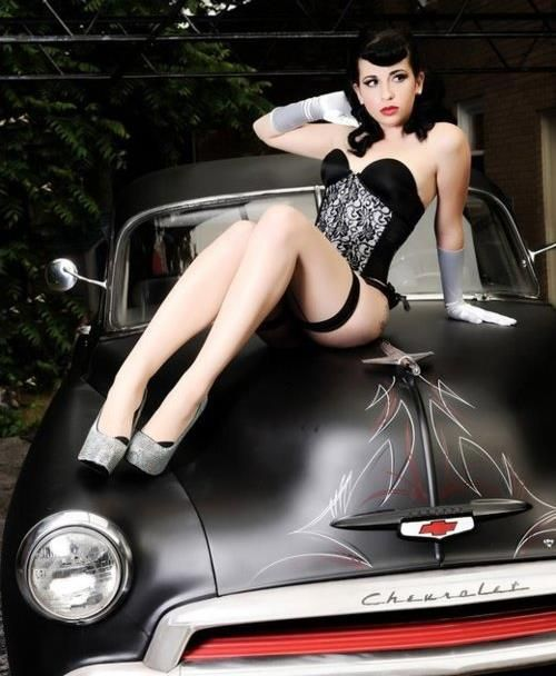 Best nude rockabilly girls 9