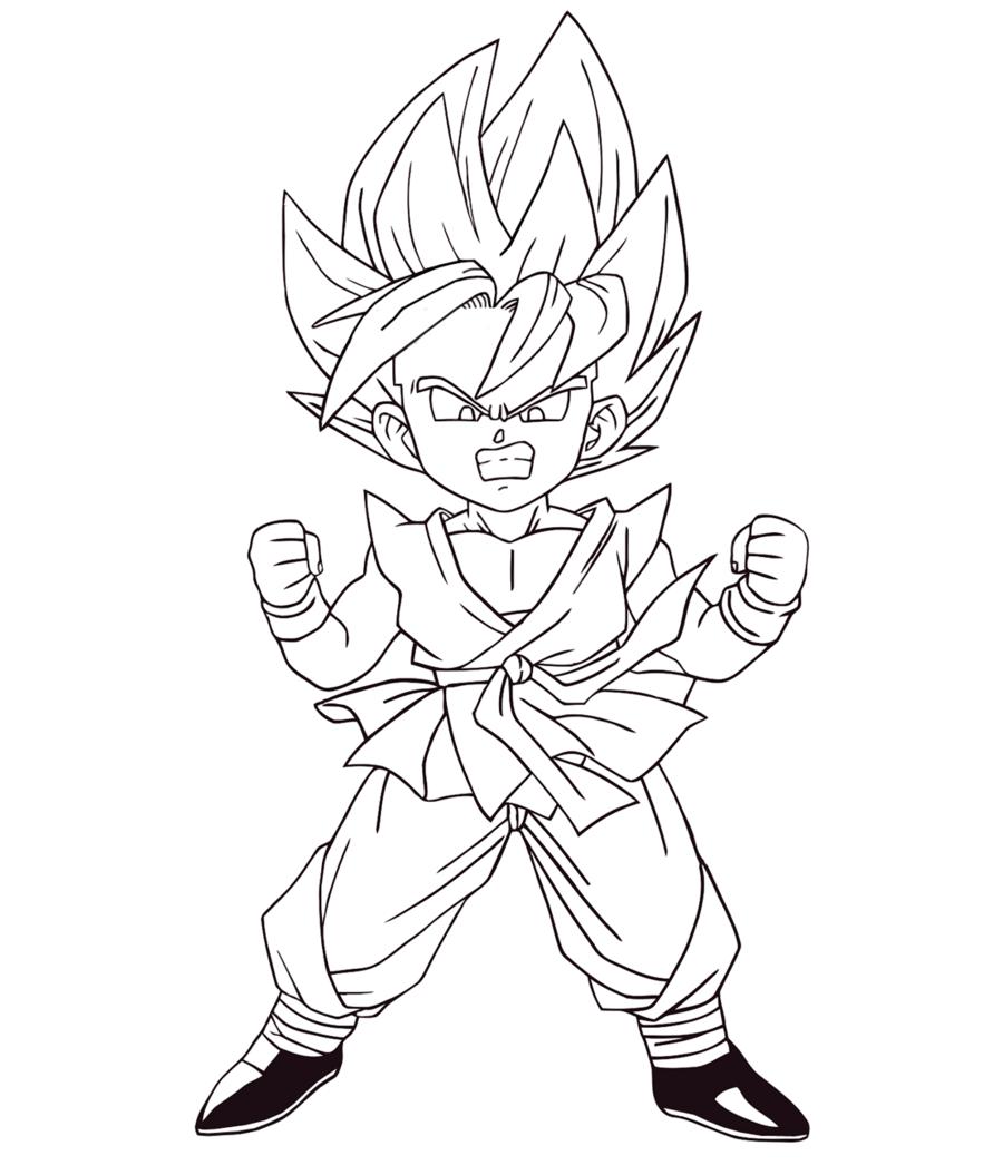 Desenhos Colorir Dragon Ball Z Pampekids Net Desenhos
