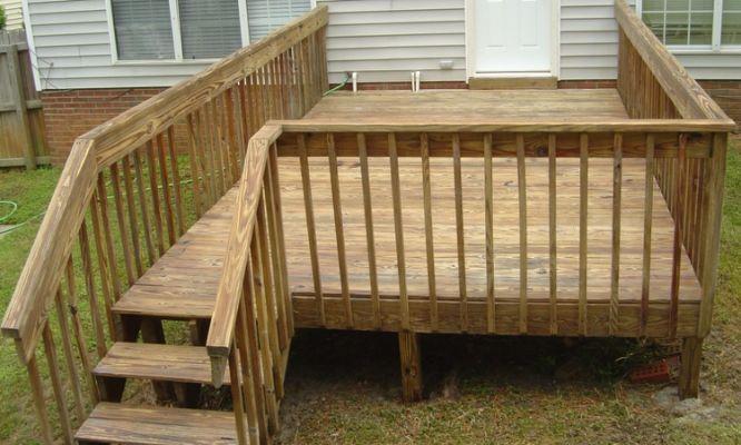 Best Deck Plans To Complete Your Wood Deck Designs Outdoor 400 x 300