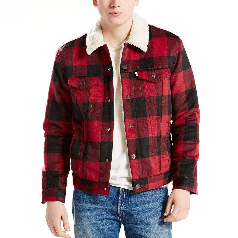 b9ddb996de4 Men s Levi s® Type 3 Sherpa Trucker Jacket