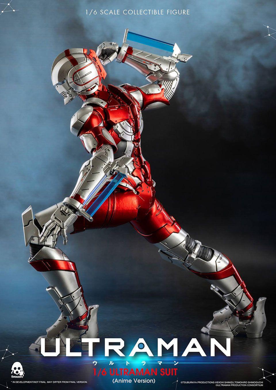 Ultraman Anime Action Figure Anime version, Netflix