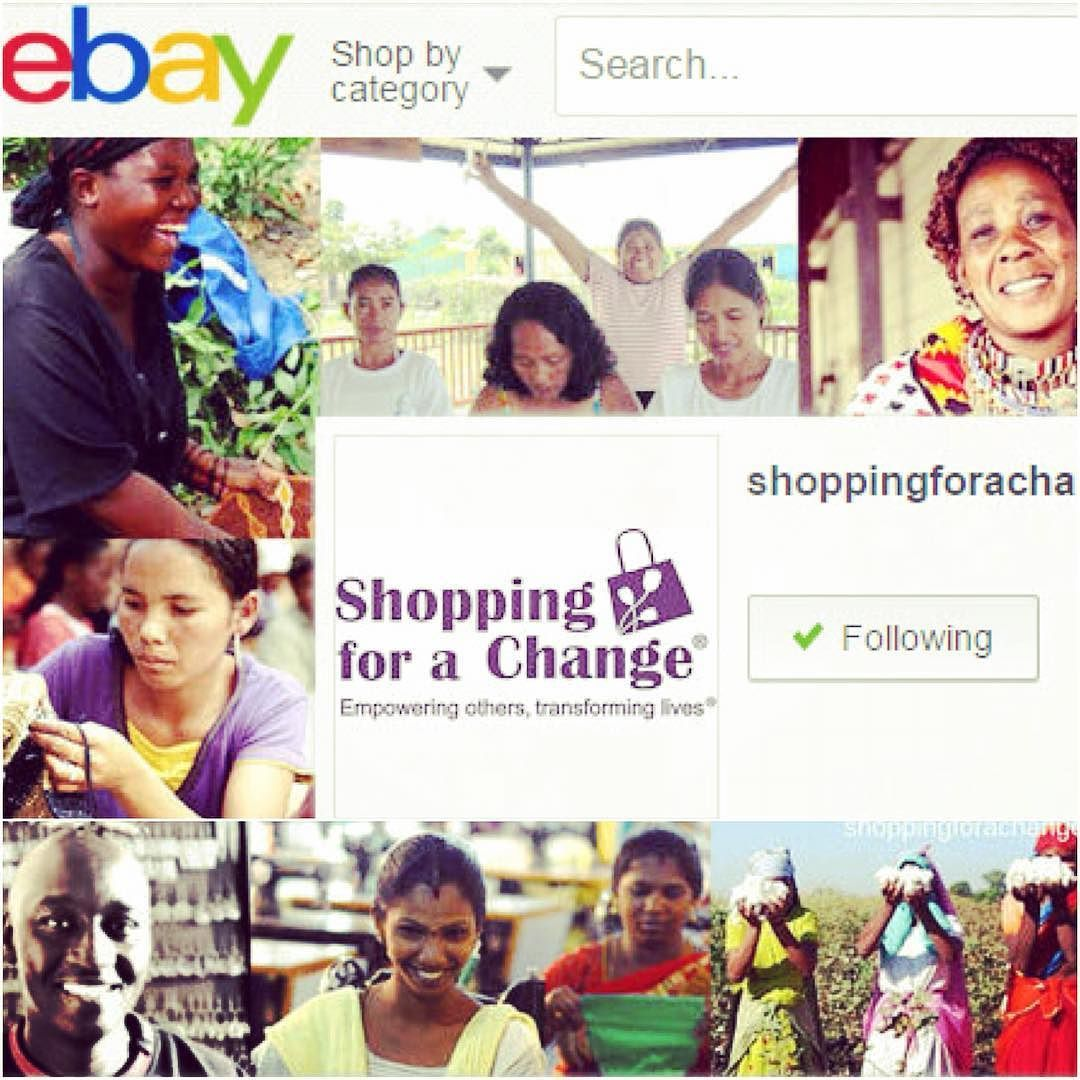"""Today is International Women's Day! #iwd2016 Celebrate women artisans on @ebay My client's non-profit is on ebay """"Shopping for a Change"""" a cause dedicated to helping families rise from poverty and sustain healthier living standards. Dozens of products donate 100% of the proceeds!! Go to charity.ebay.com search for the non profit """"Shopping for a Change"""" You will be glad you did!! by elegantkb"""