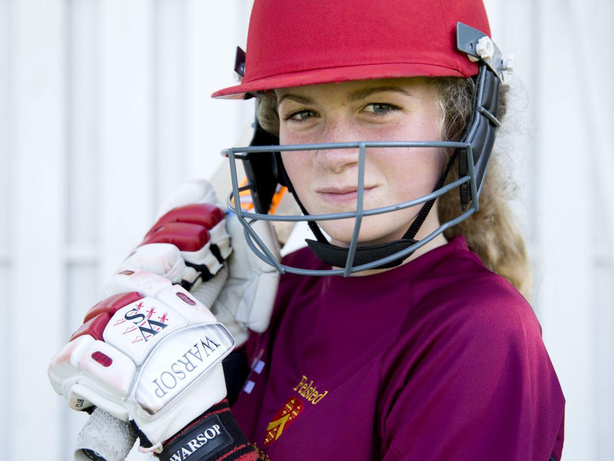 Success of the England women's cricket team inspires girls