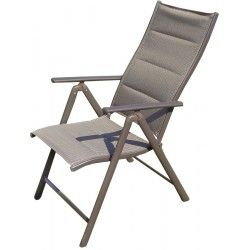 Extreme sillon multipos. beige/choco