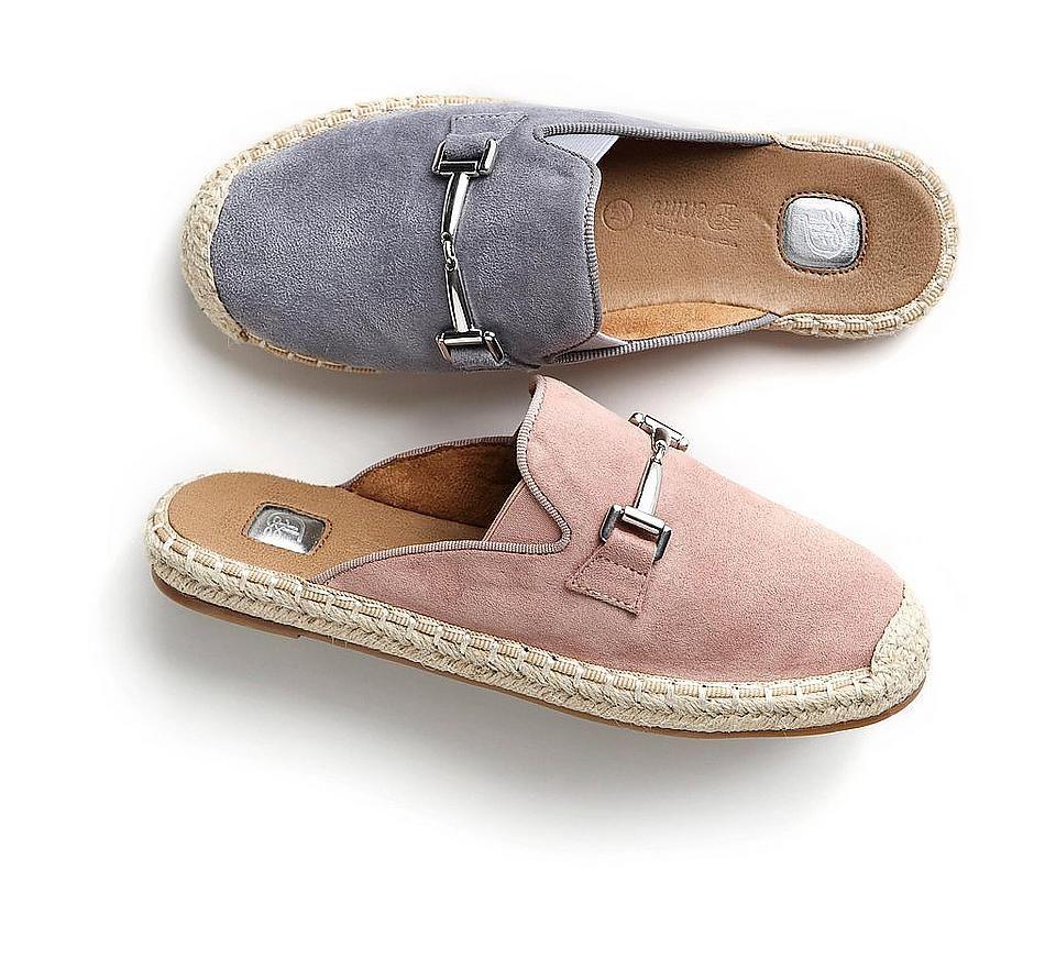 Tom Tailor Clog Entdecke Auf Baur De Espadrilles Fur Damen Bequeme Schuhe Fur Den Sommer Espadrilles Sind Die T Schuhe Mit Fussbett Schuhe Frauen Damenschuhe
