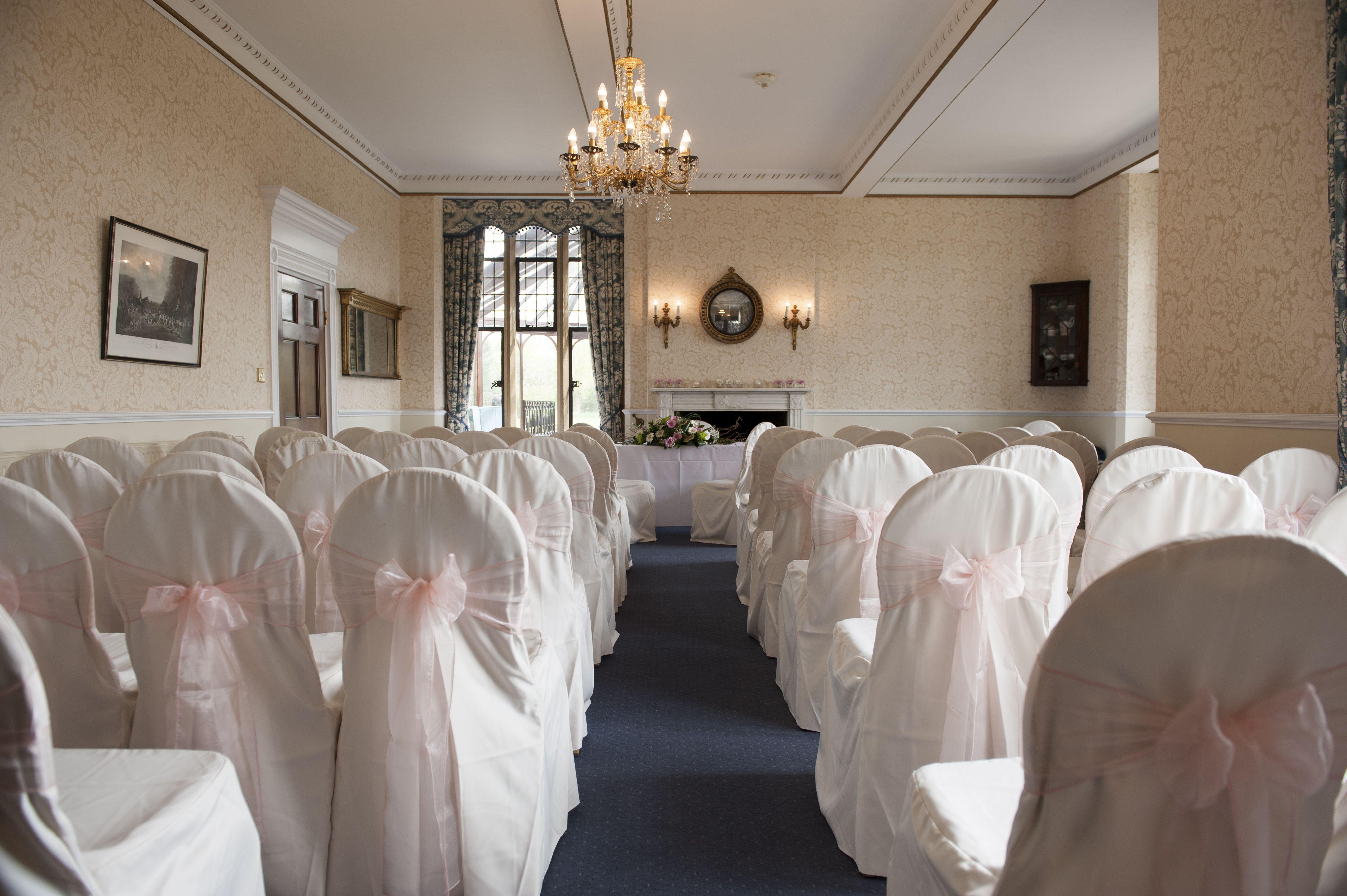 The Drawing Room Highgate House Northamptonshire Wedding