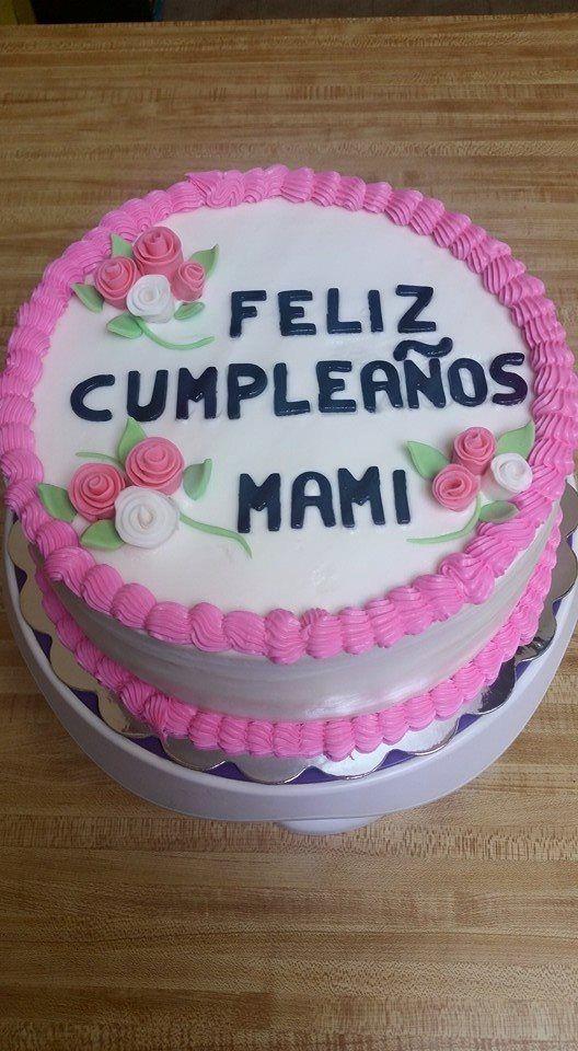 Feliz Cumpleanos Mami Happy Birthday Creative Decor Birthday