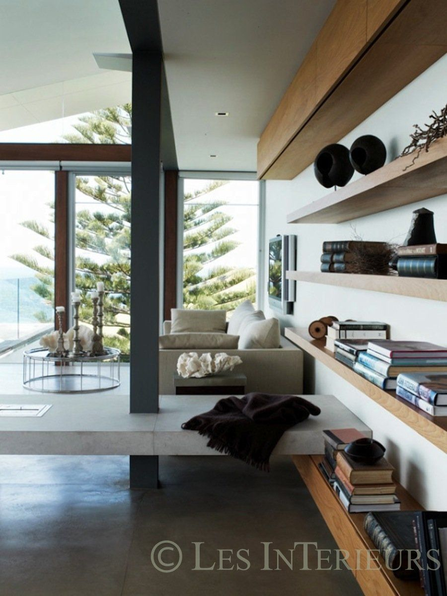 Les Interieurs, Interior Design by Pamela Makin, Sydney | Living ...