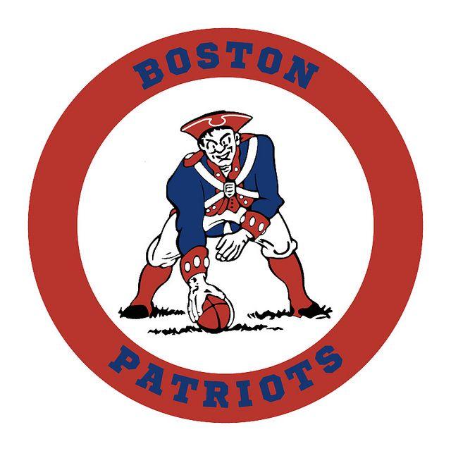 Original Boston Patriots Afl Logo Vintage Football Football Logo Patriots Logo