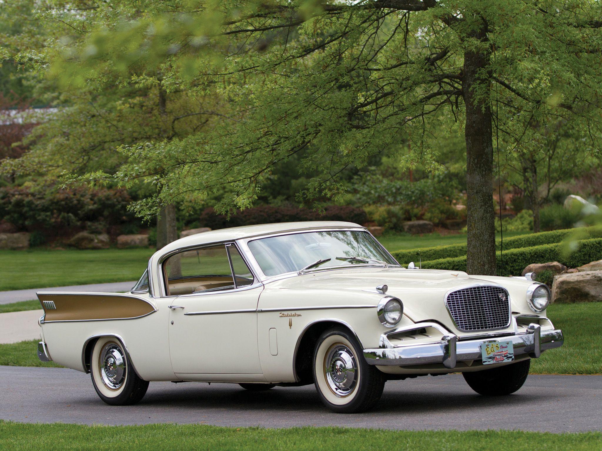 1957 Studebaker Teddy Pieper , RM Auctions   Studebaker & Packard ...
