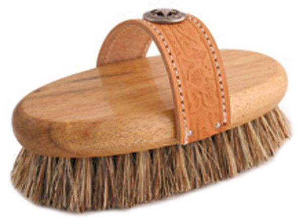 Legends Union Harvester Western Grooming Brush