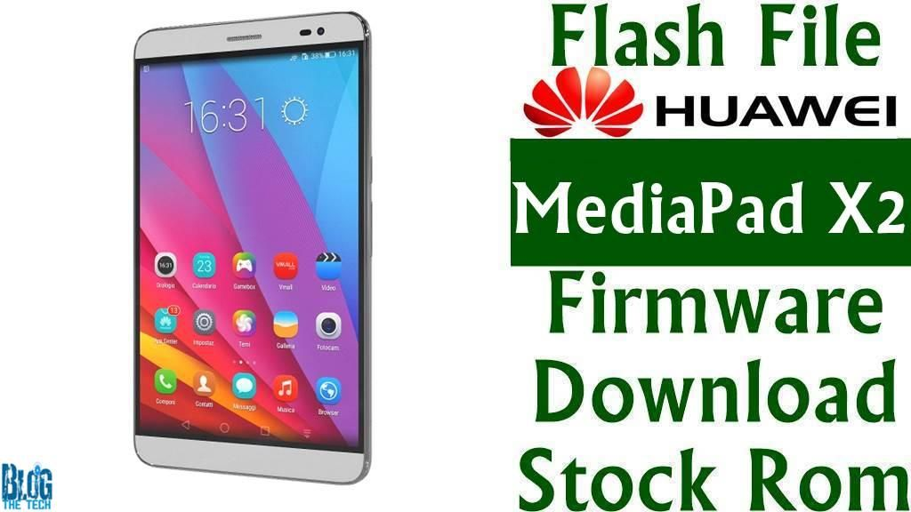 huawei mediapad 7 youth 2 firmware download
