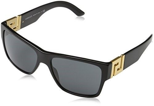 a364114d3fd29 Versace VE4296 Sunglasses GB1 87-59 - Black Frame