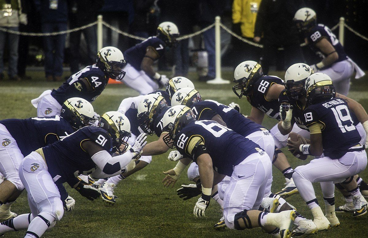 Army Navy game is today at 2pm! Watch all your favorite