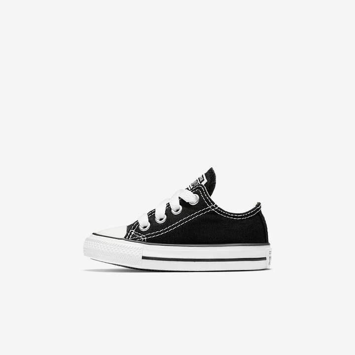 Converse Chuck Taylor All Star Low Top (2c 10c) Infant