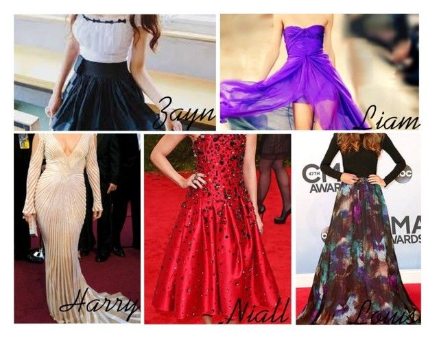 """BBMA's 2015 Dress."" by stylestacos1d ❤ liked on Polyvore featuring GALA and Jennifer Lopez"