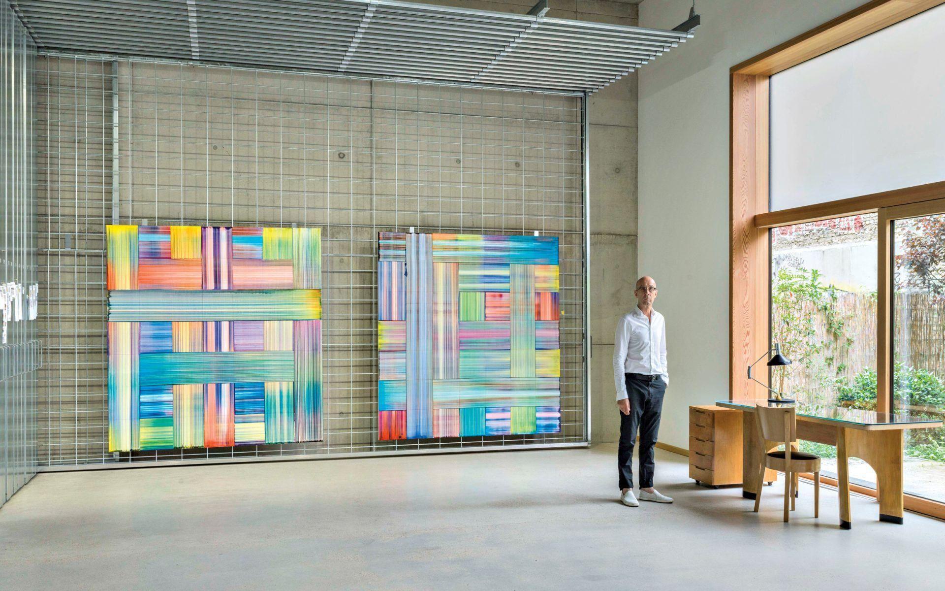 Berlin Gallery Weekend Roundup Wolfgang Tillmans Studio At Galerie Buchholz Mousse Contemporary Art Magaz Wolfgang Tillman Berlin Gallery Gallery Weekend