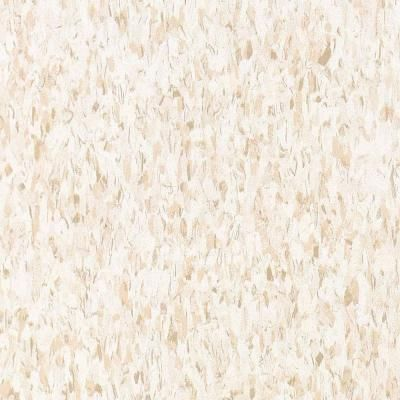 Armstrong Standard Excelon Imperial Texture 12 In X Fortress White Vinyl Composition Commercial Tiles 45 Sq Ft Case 51839031