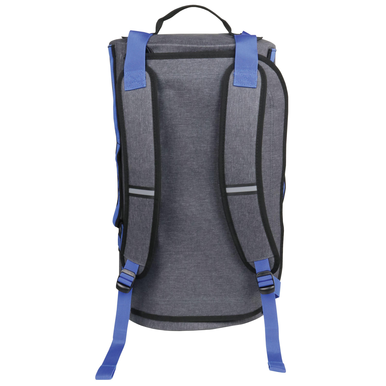 Ozark Trail Premium Coated Duffel, Grey Ad Premium,