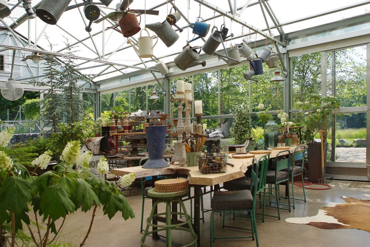 industrial greenhouse kitchen Google Search in 2020