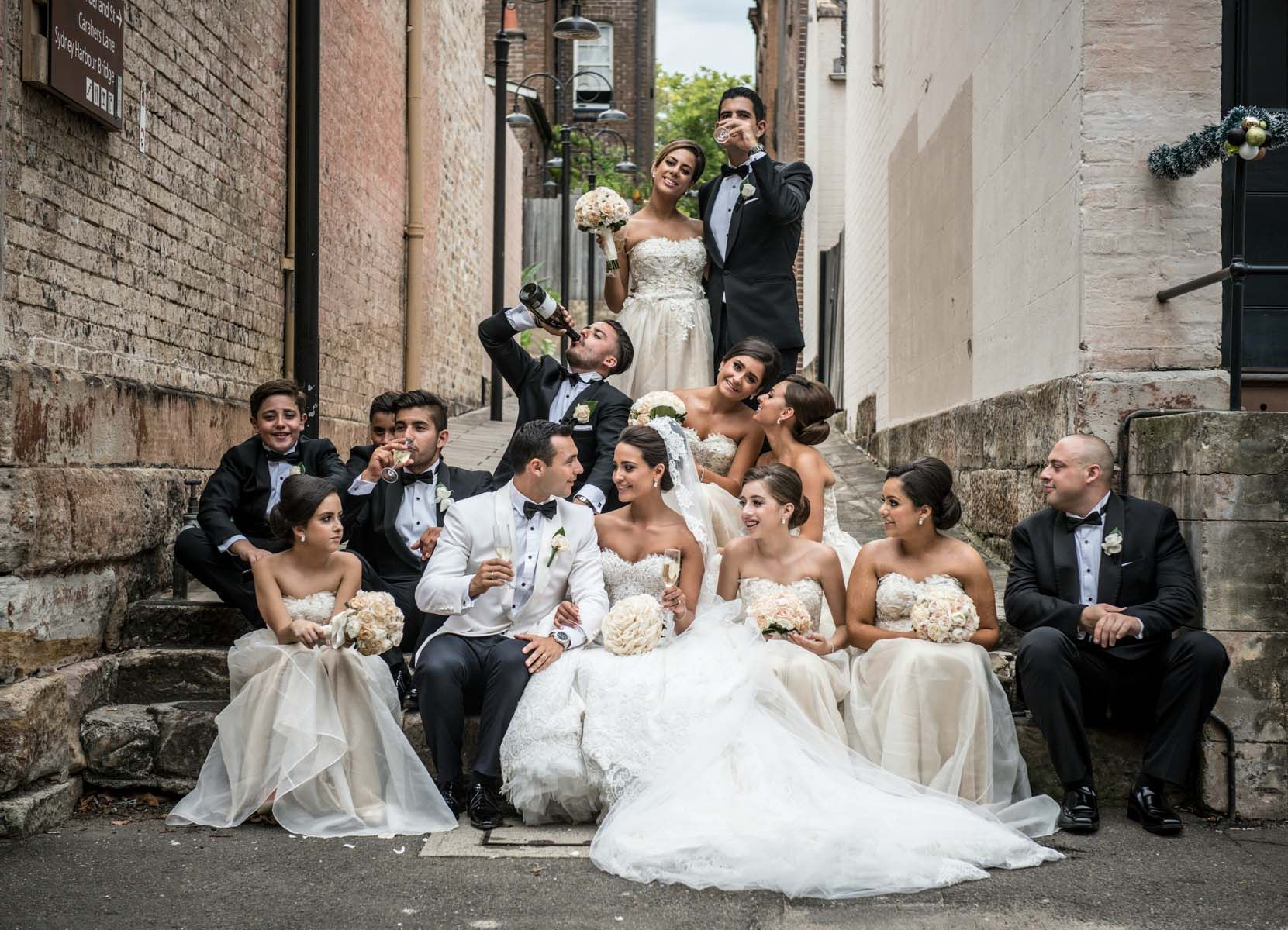 Real wedding jaimee and elias wedded wonderland dream wedding