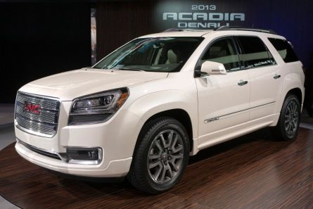2013 Gmc Acadia Denali Dream Car Dream Life Goals That Will Be