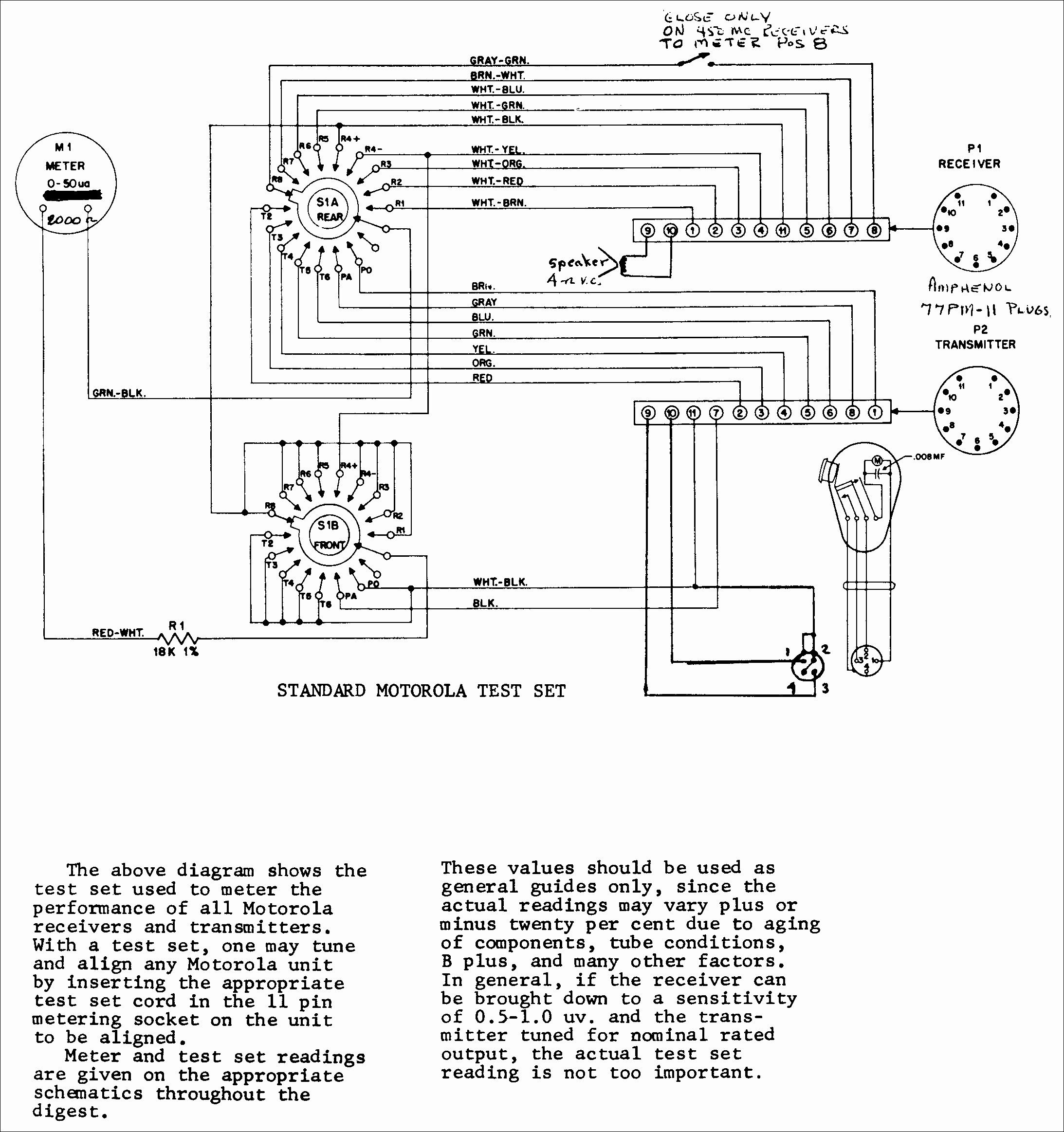 Best Of Miller 14 Pin Connector Wiring Diagram In 2020