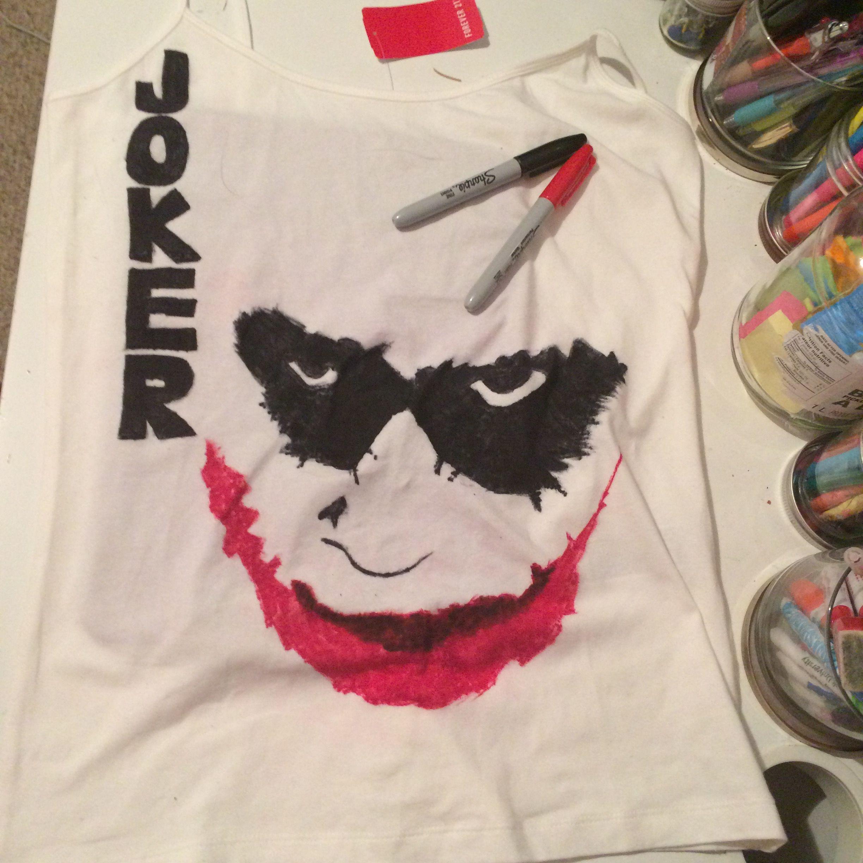 Diy Joker Card Shirt Halloween Costume Card Costume Vampire Costume Diy Pirate Costume Diy