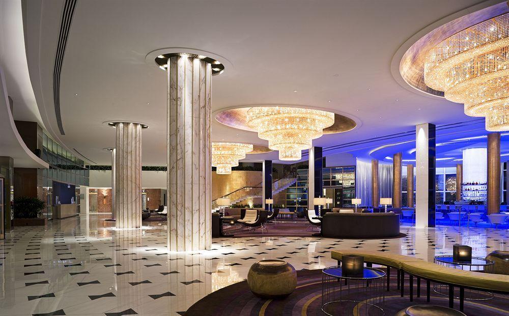 Lobby Fontainebleau Miami Beach