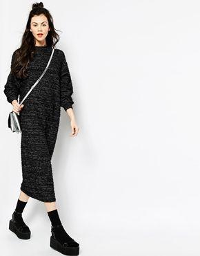best prices boy special discount Monki Jumper Dress | closet | Jumper dress, Dresses, Fashion