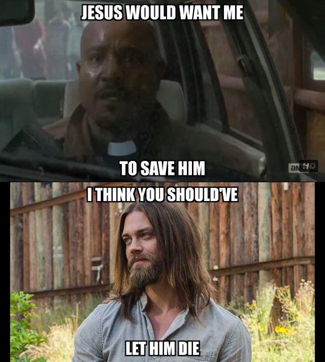 Image Result For Walking Dead Season 8 Memes Walking Dead Funny Walking Dead Memes Dead Memes
