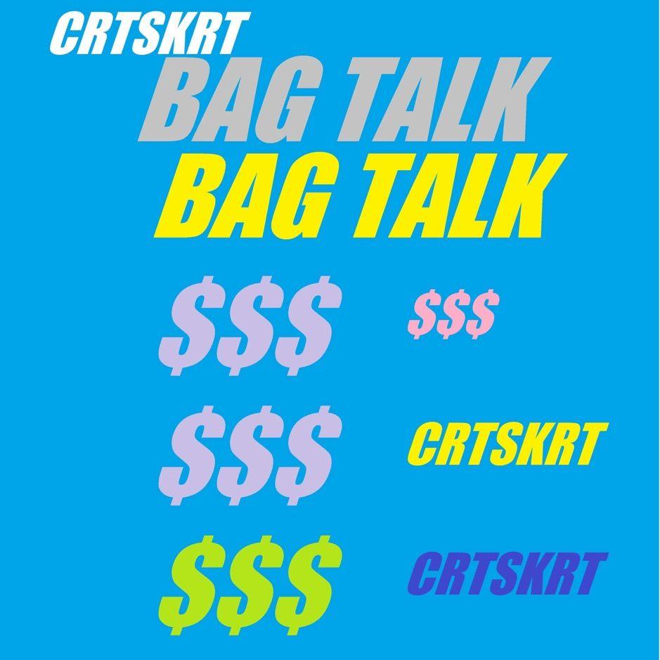 ?Bagtalk Single by Crtskrt , Aff, Crtskrt, music,