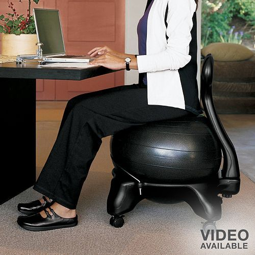 Gaiam Balance Ball Chair Balance Ball Chair Ball Chair Balance