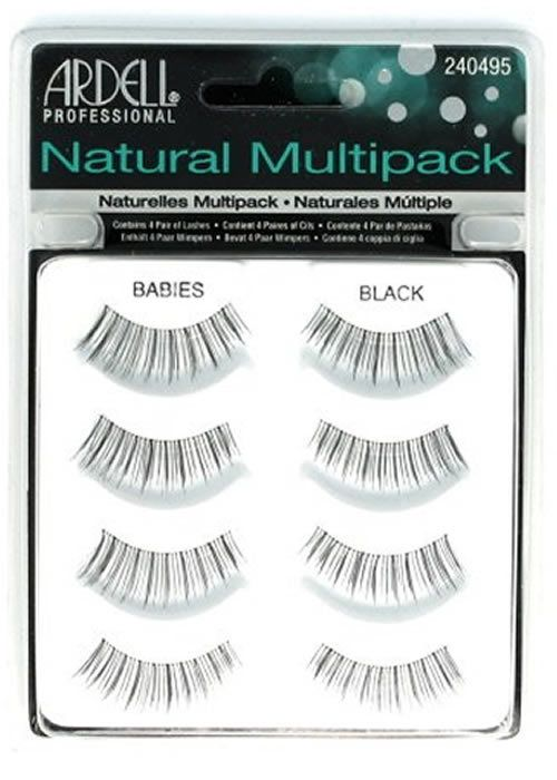 cafd5a07431 Ardell Natural Multipack Babies Black | Romania | Ardell lashes, Eye ...