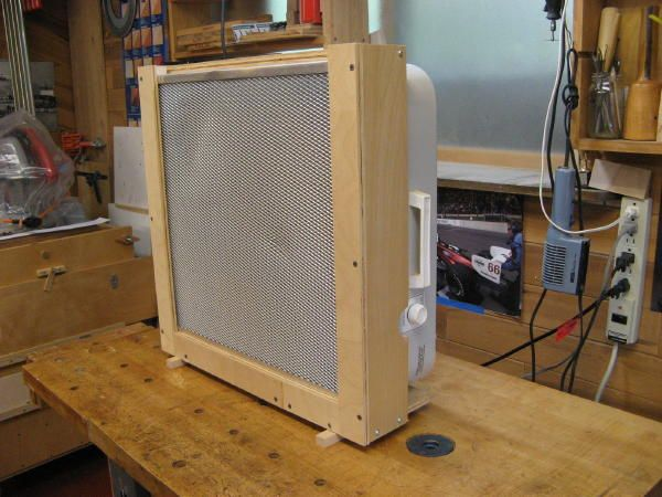 Box Fan Filter : Breeze box fan air filter dust collection pinterest