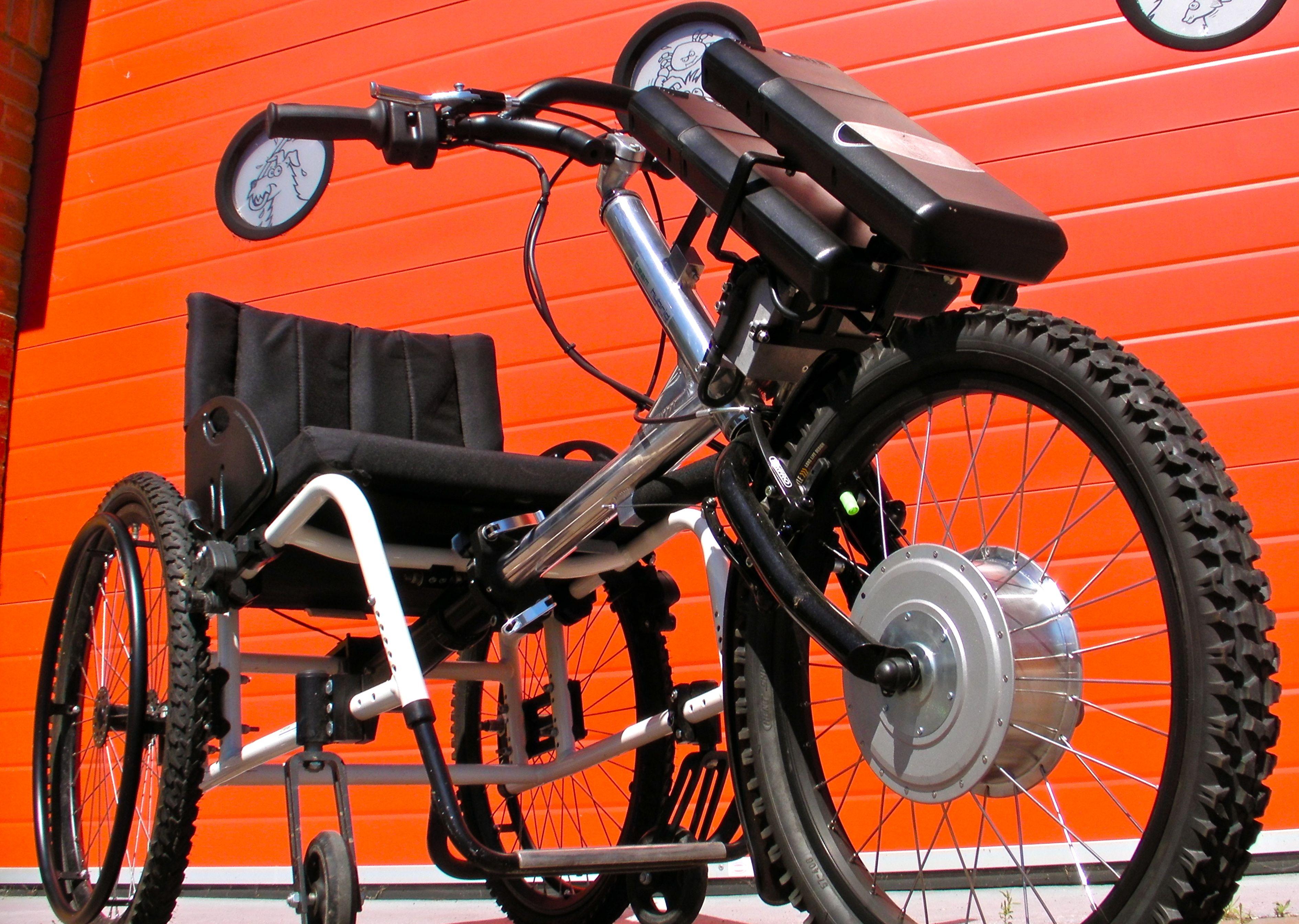 Viper Power Cycle (Elektrische aankoppelfiets, Electric attachable ...