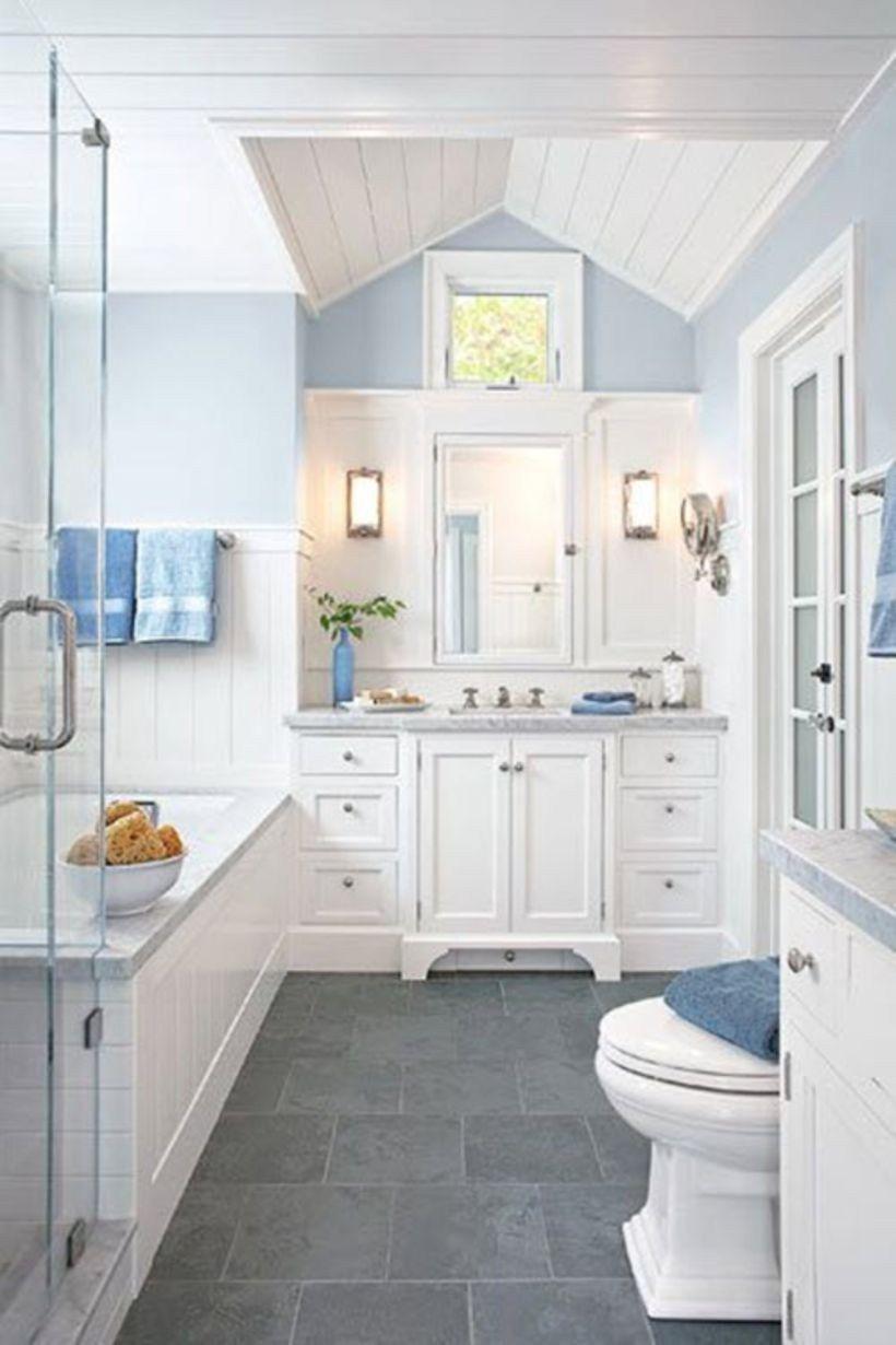 50 Incredible Ideas for Grey And Blue Bathroom Ideas | Kid bathrooms ...