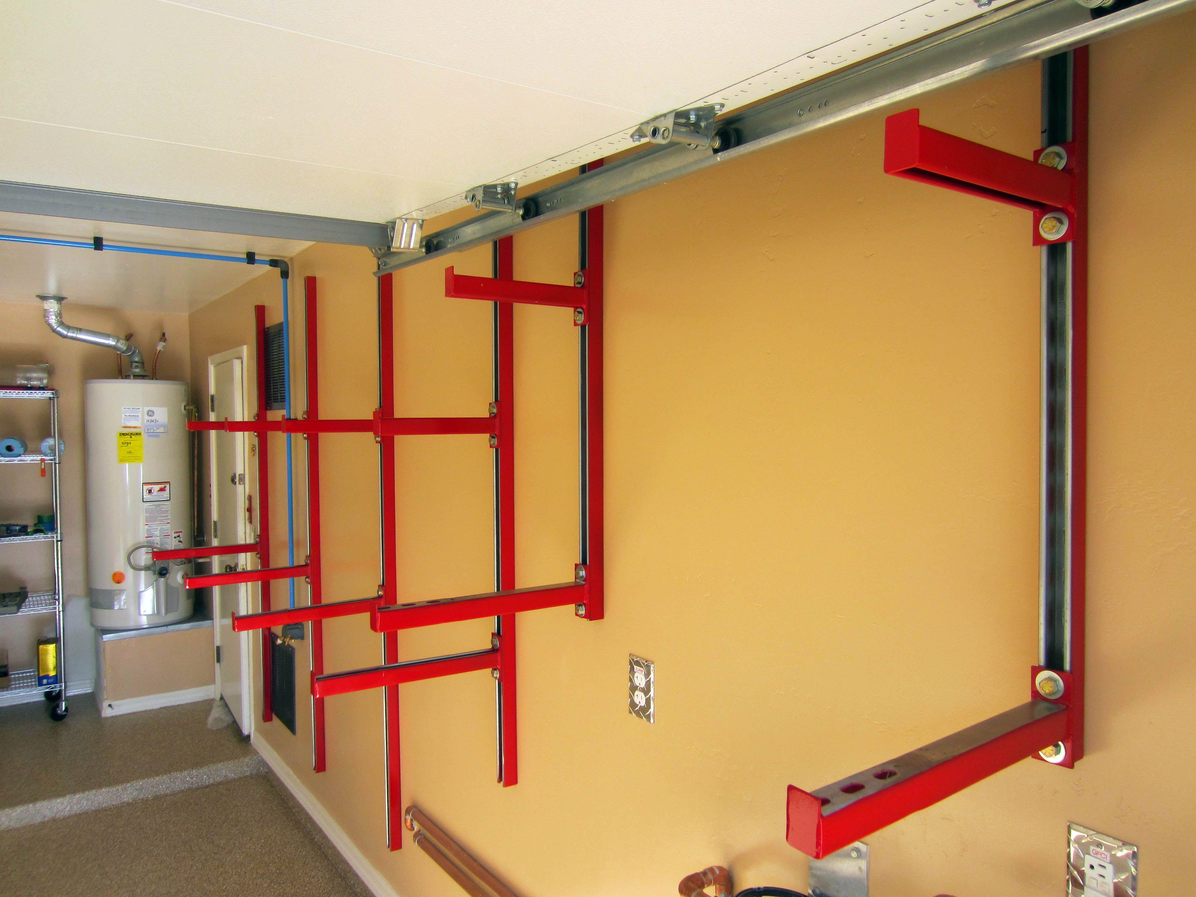 Unistrut Shelves Projects Pinterest Shelves Garage
