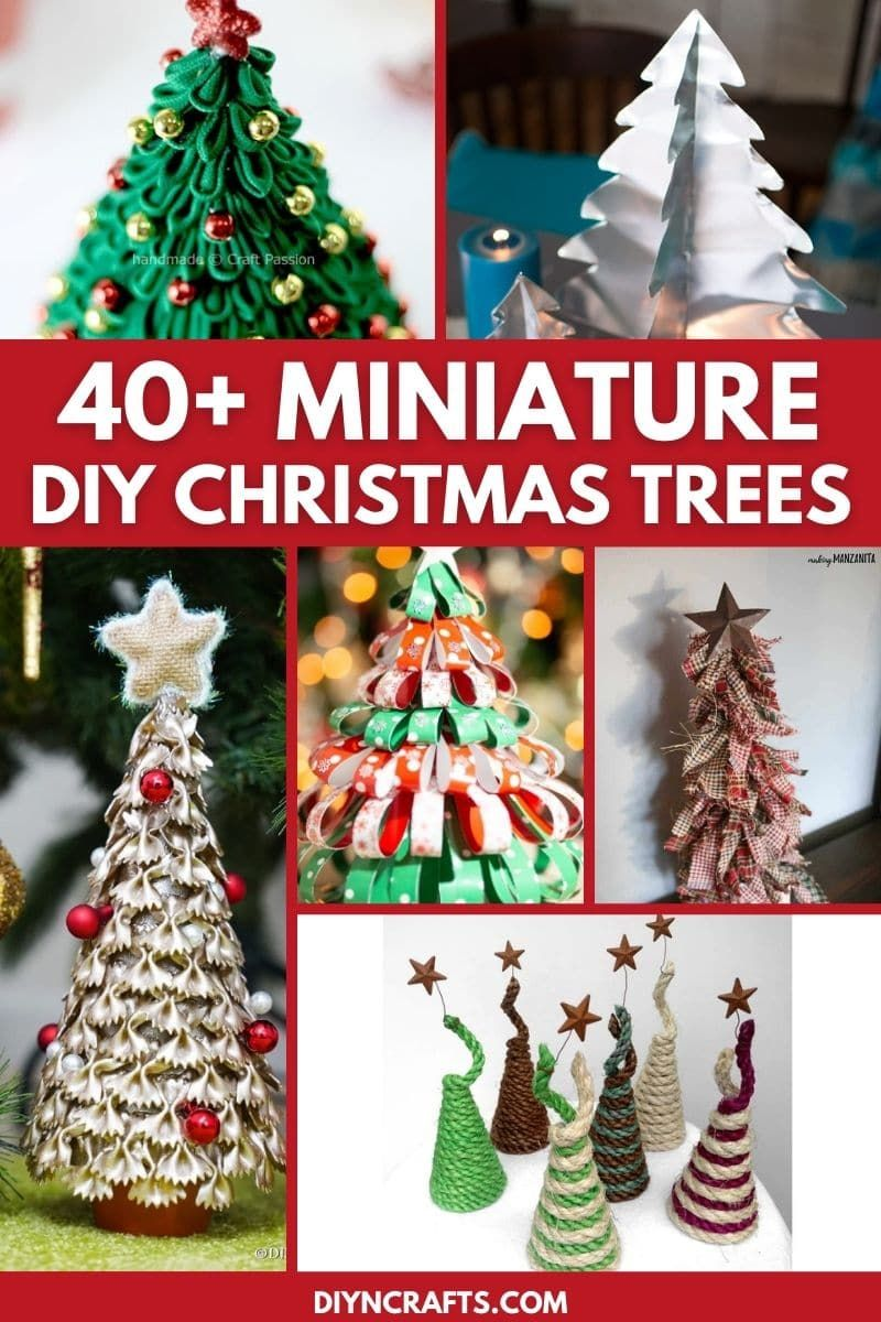 Look To This List Of Mini Christmas Tree Decorations And Ornaments For Insp In 2020 Mini Christmas Tree Decorations Christmas Tree Decorations Christmas Tree Ornaments
