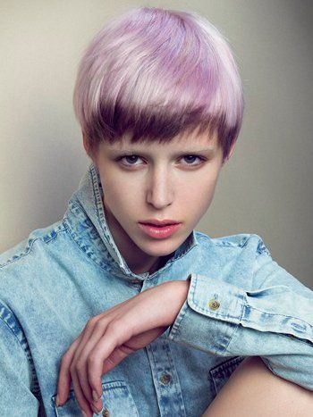 Whether you're a hardcore fan of punk music or just want to try a really special look, test these new short punk hairstyles for women with amazing haircuts and punk hair color ideas!