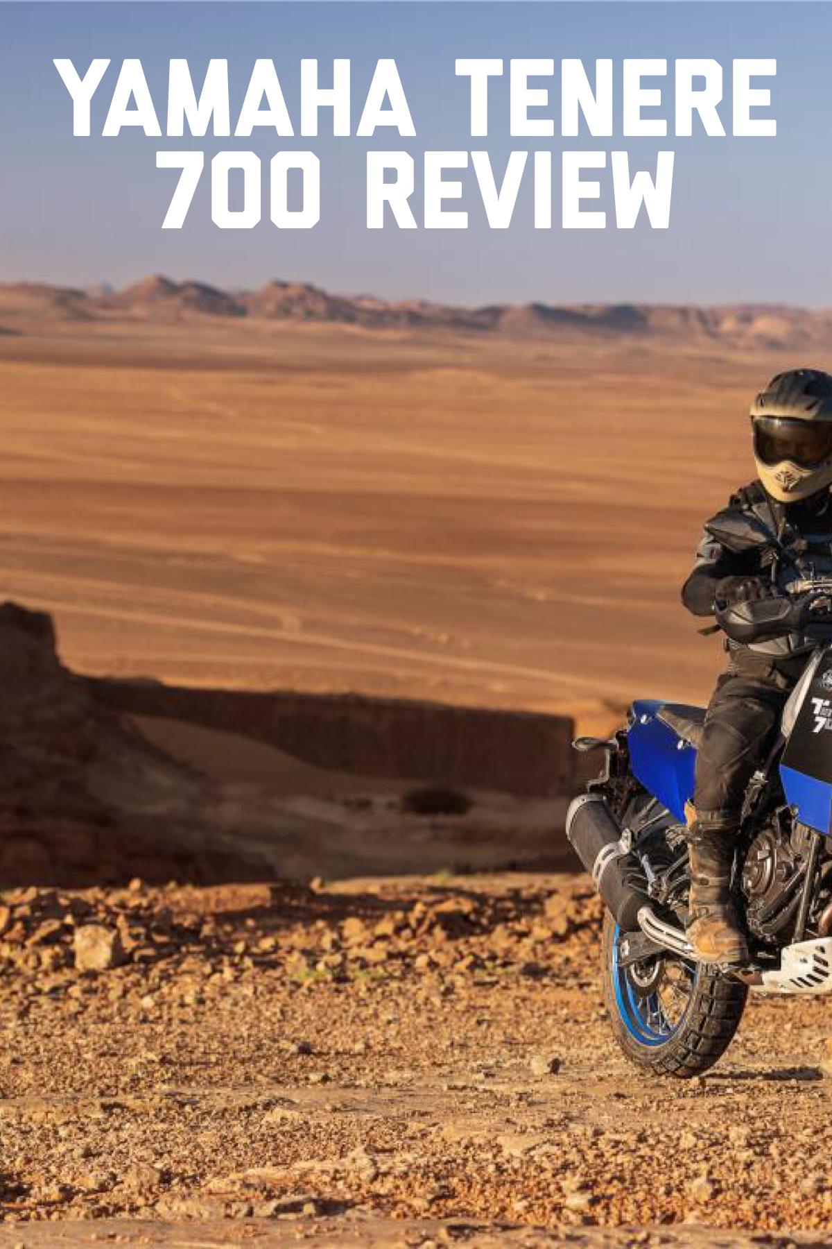 Tenere 700 review