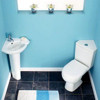 Tribune 4 Piece Ceramic 1TH Corner Bathroom Suite