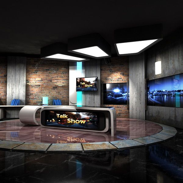 Talk Show Office Interior Design: Talk Show Stage Design - Recherche Google