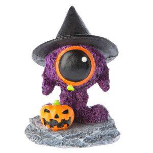 top fin pet halloween purple creature aquarium ornament ornaments petsmart