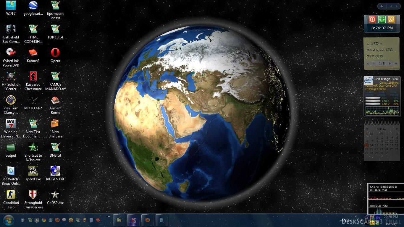 30+ Animated Laptop Windows 7 Backgrounds, HQ, Hersilia