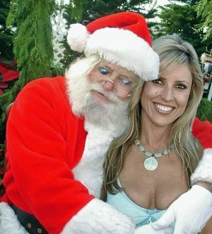 Naughty Ole Santa Santa Photos Bad Santa Naughty Santa