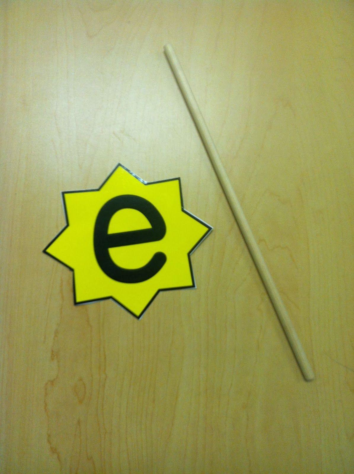 Mrs. Wheeler's First Grade Tidbits: Magic e!