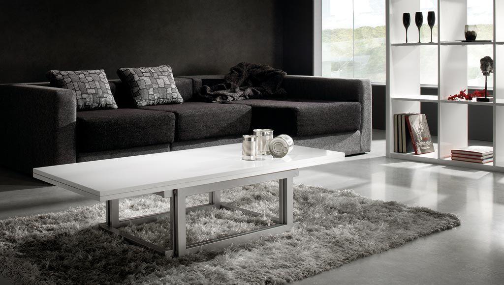 Mesas comedor y mesas centro para salones comedores | Ideas ...